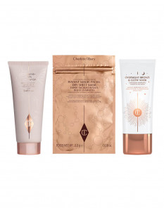 FLAWLESS FACE MASKS KIT