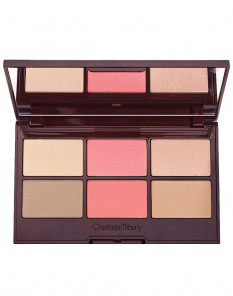 GLOWING, PRETTY SKIN PALETTE