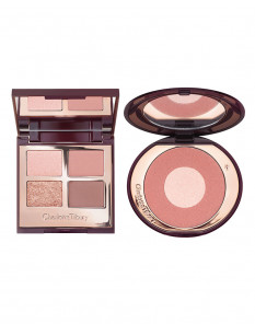 THE PILLOW TALK EYE & BLUSH DUO
