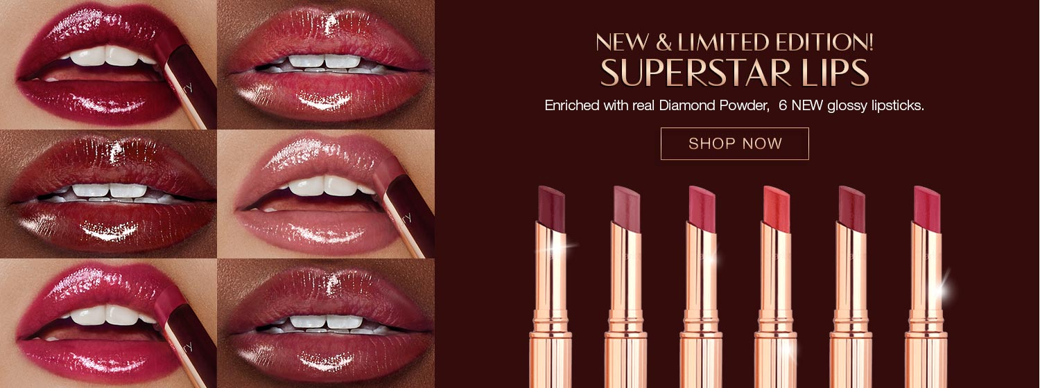 Official Site Makeup Skin Care Amp Beauty Charlotte Tilbury