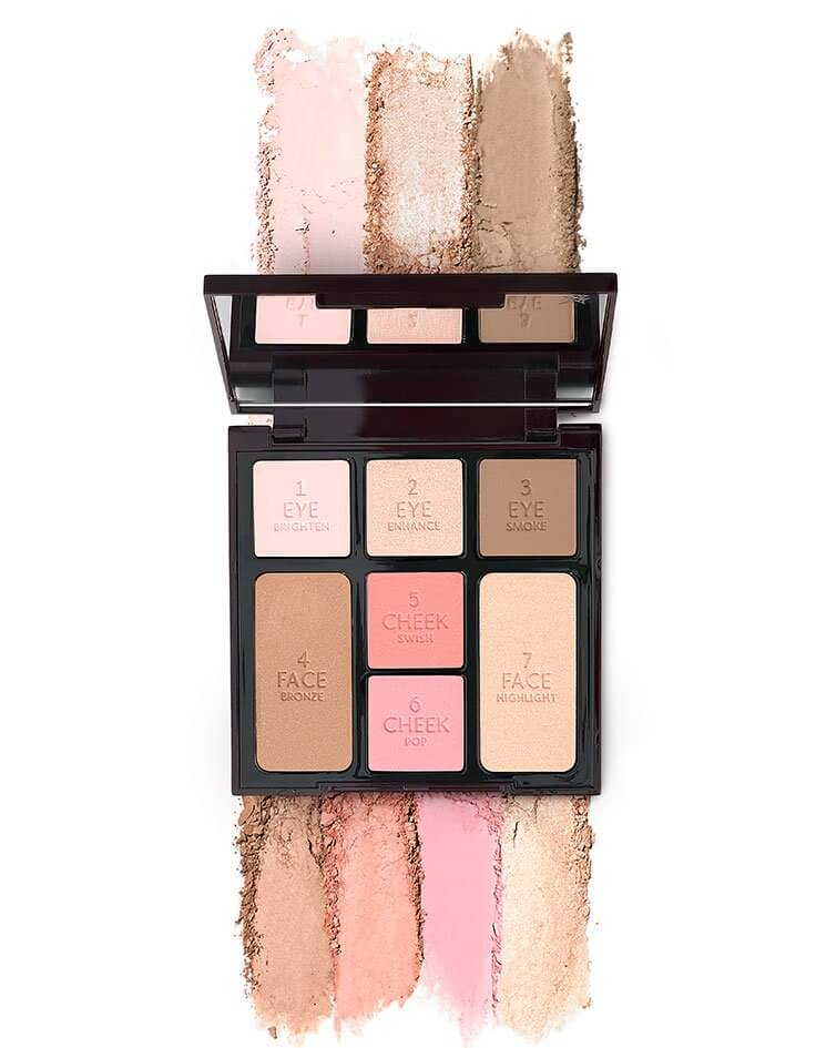 Natural Beauty Makeup Palette Instant Look In A Palette Charlotte