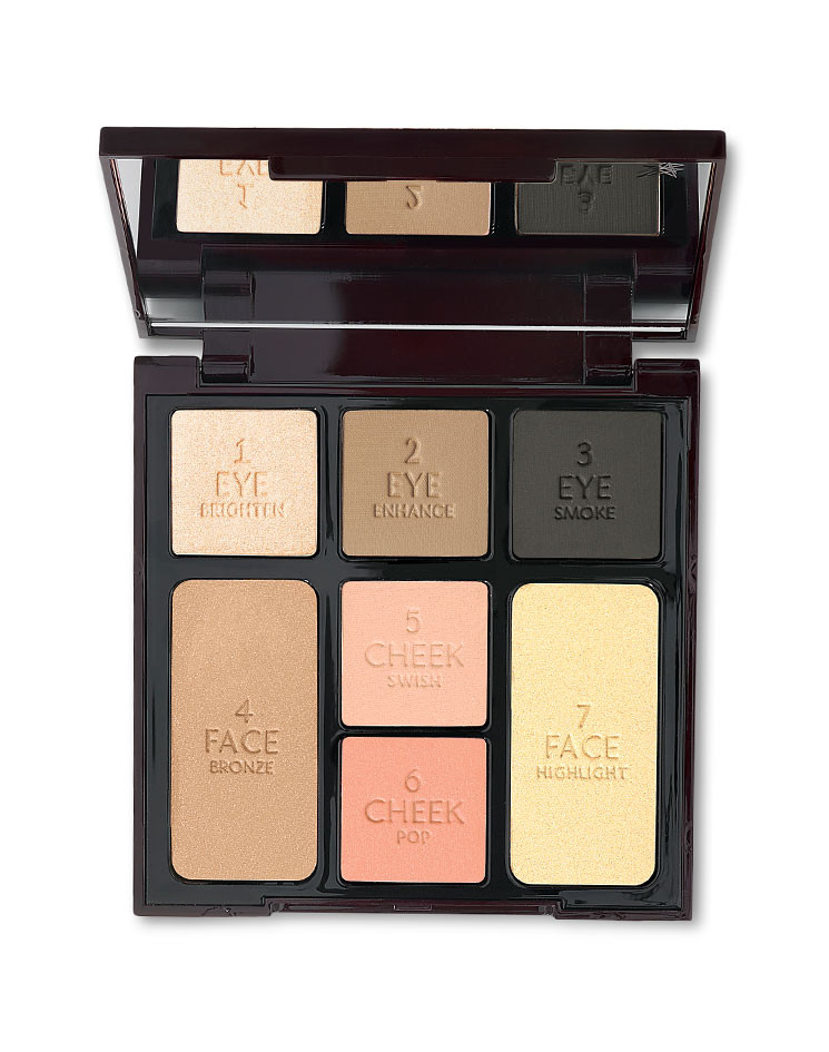Makeup Palettes: All-in-One Makeup Palette: Smokey Eye Beauty