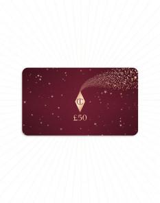 E-GIFT CARD £50.00