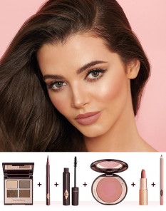 THE NATURALLY BEAUTIFUL DATE LOOK