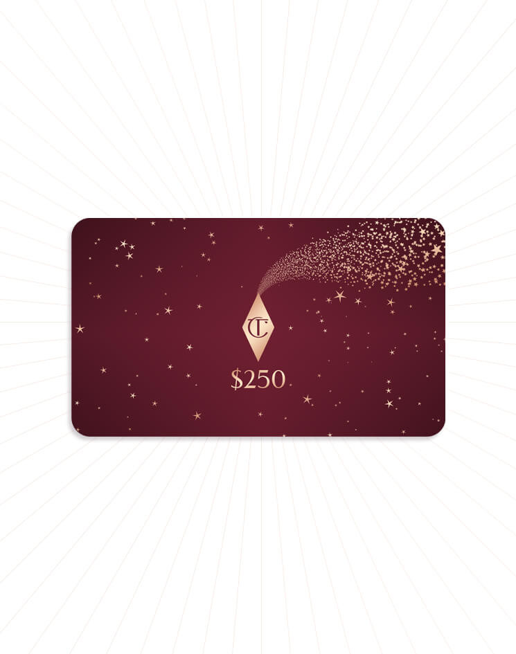 E-GIFT CARD $250.00