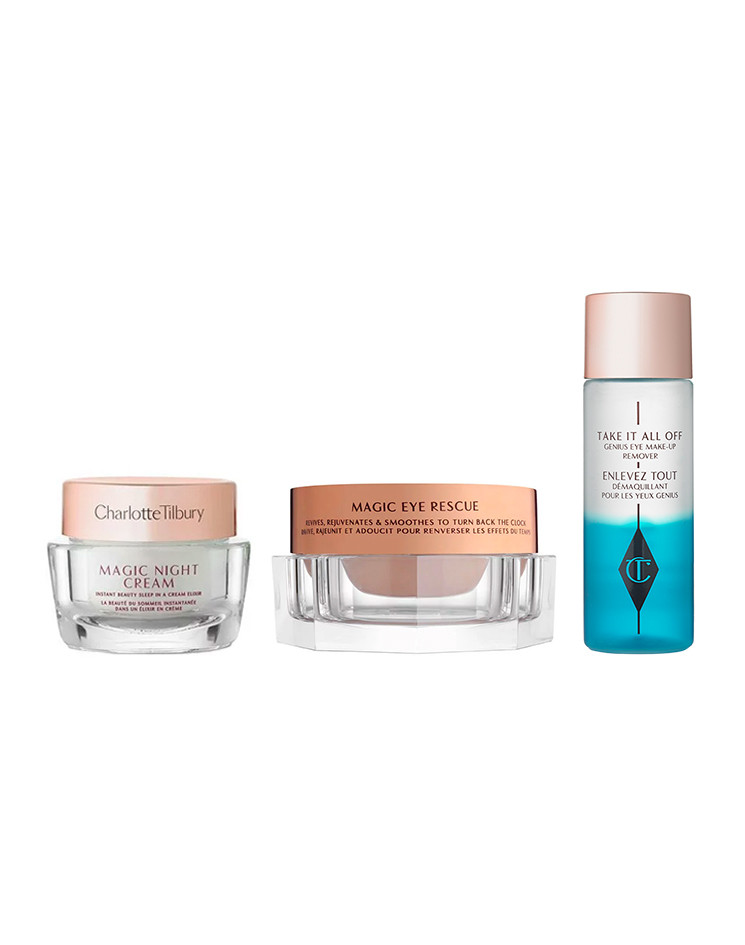 Black Friday 2018: 40% Off – The Night-Time Routine | Charlotte Tilbury
